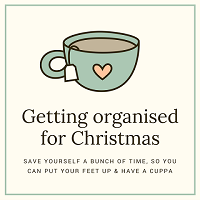 Getting Organised For Christmas